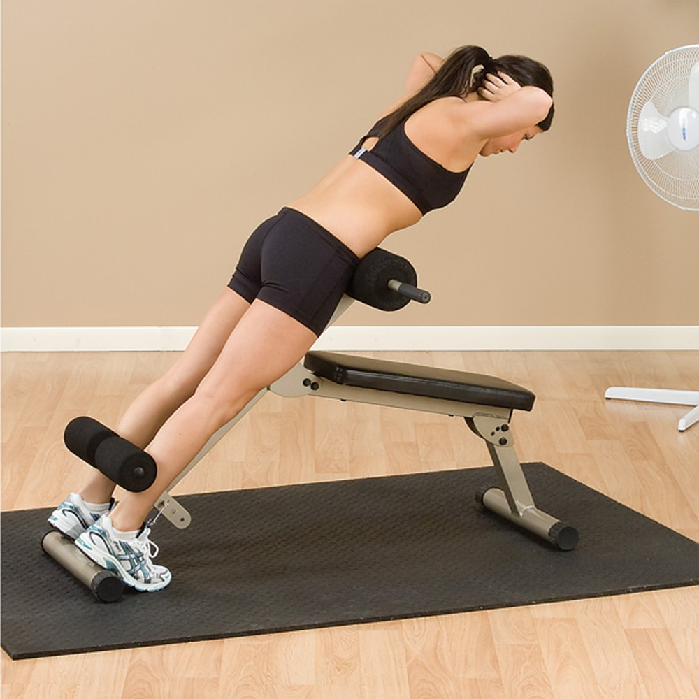 Top Exercise Equipment: Best Fitness Ab Board Hyperextension