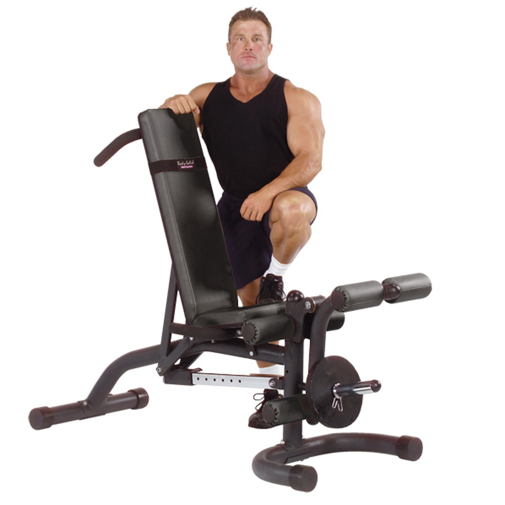 Body Solid Fid46 Flat Incline Decline Bench