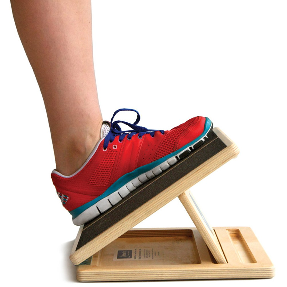 Fitterfirst Slant Board Calf Stretch Device For Ankle Rehab
