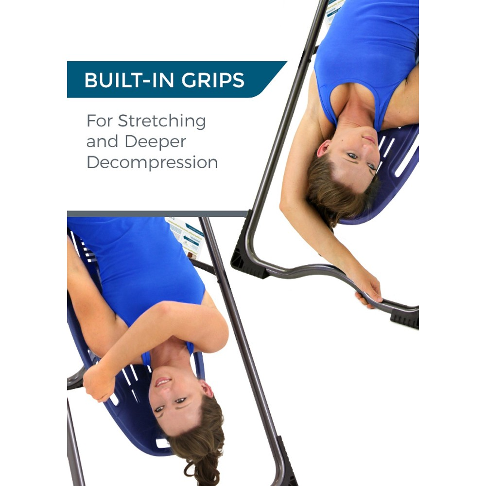 Teeter Ep 560 Inversion Table With Back Pain Relief Dvd