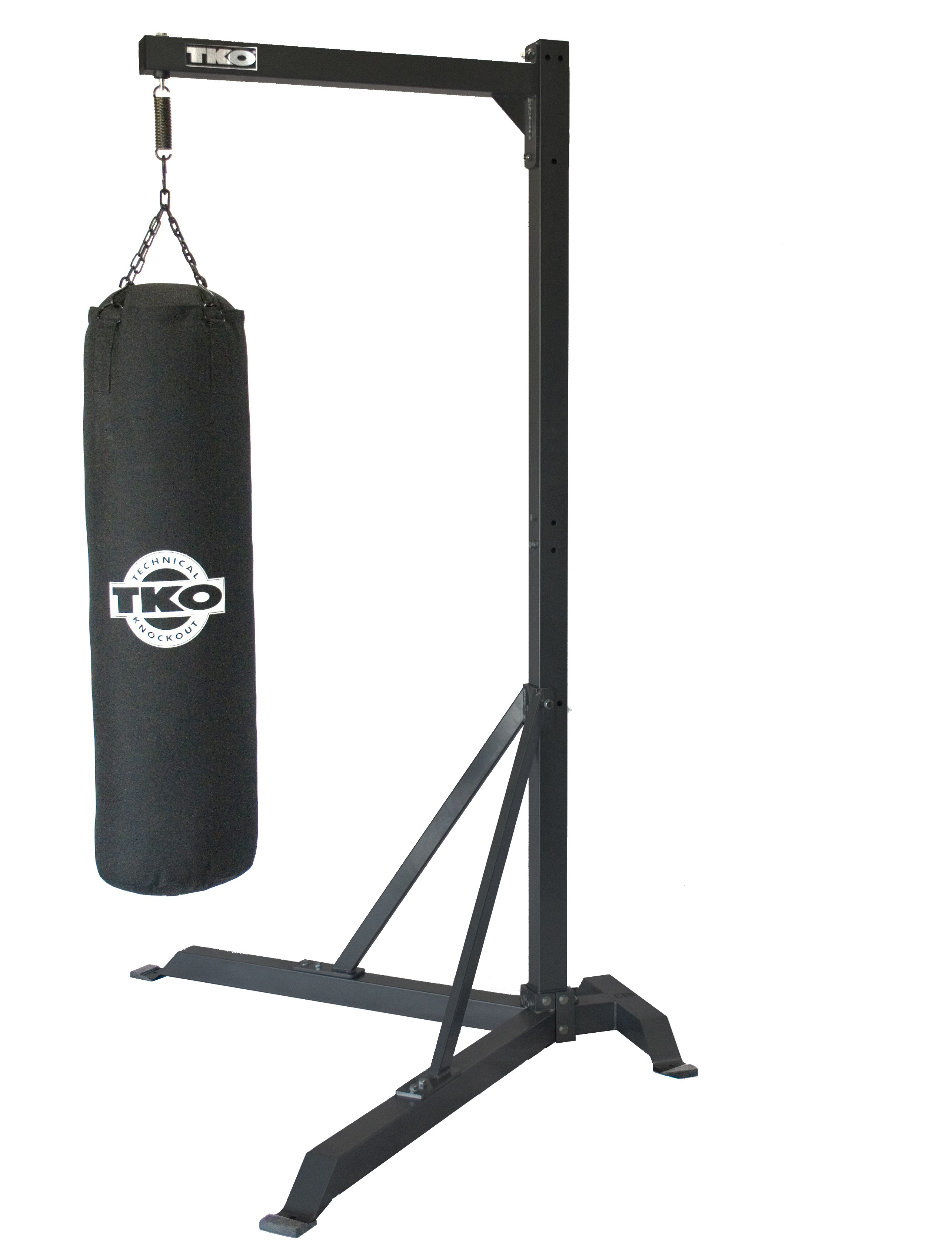 Tko commercial heavy bag stand for Stand commercial