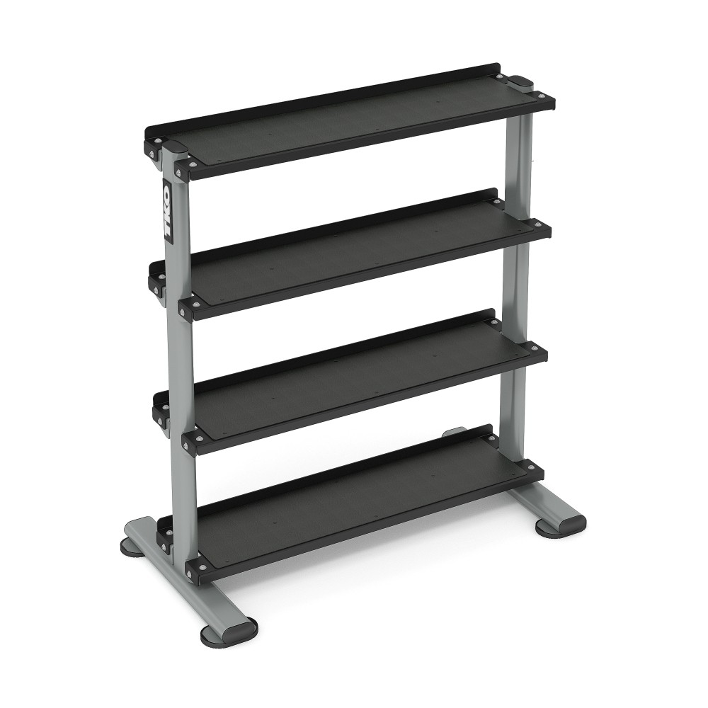 TKO 4 TIER VERTICAL KETTLEBELL TRAY RACK