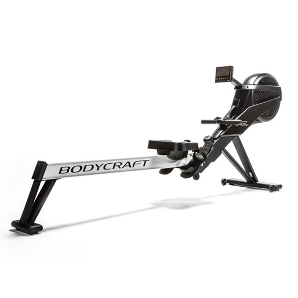 BodyCraft VR400 Pro Commercial Rower wAirMagnetic Resistance
