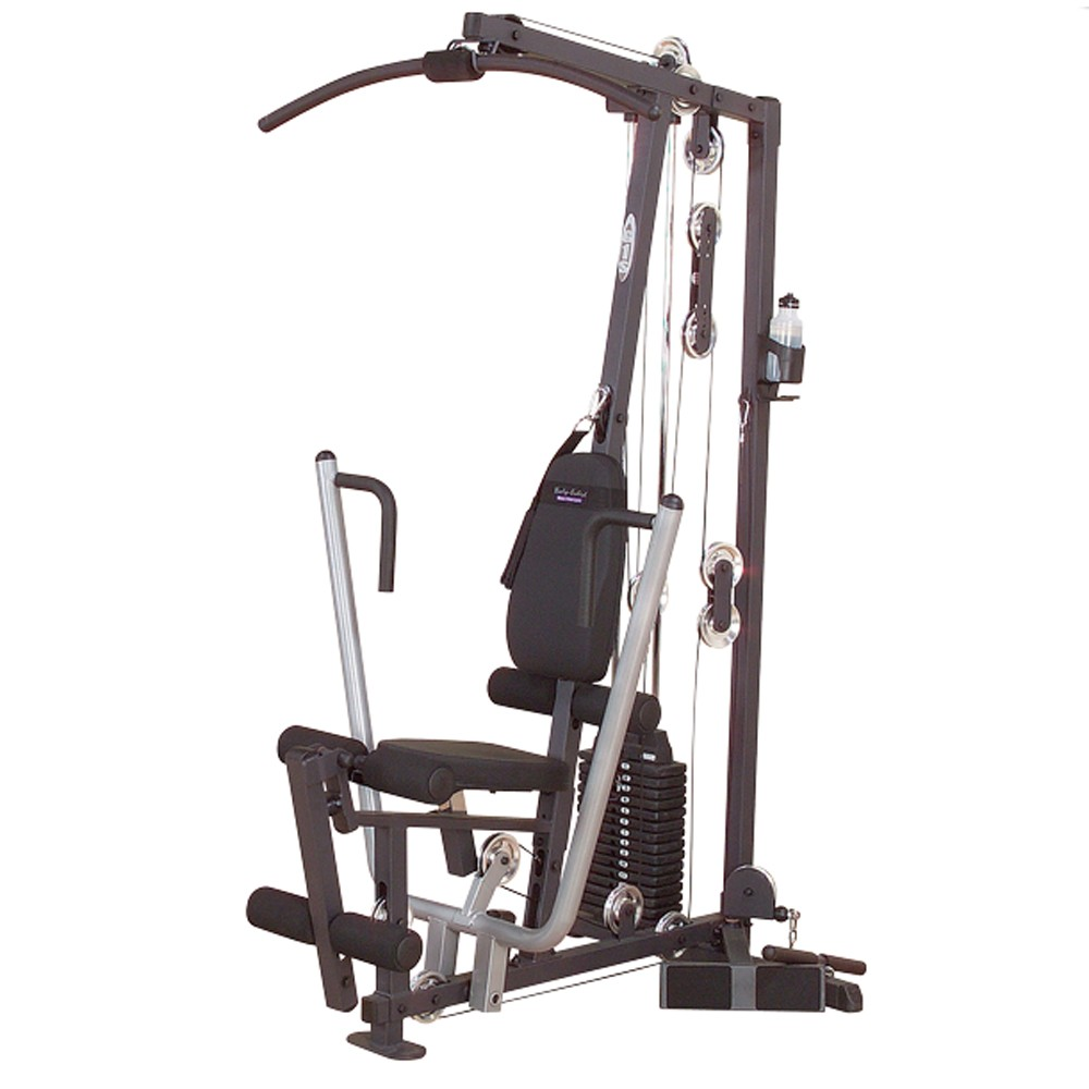 Home Gym Compact: Body Solid G1S Compact Home Gym