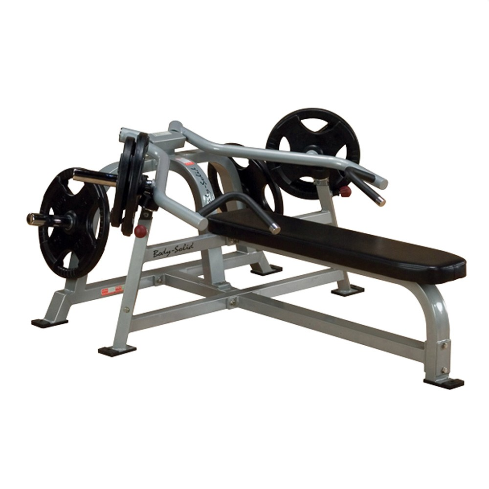 Body solid leverage bench press Leverage bench press