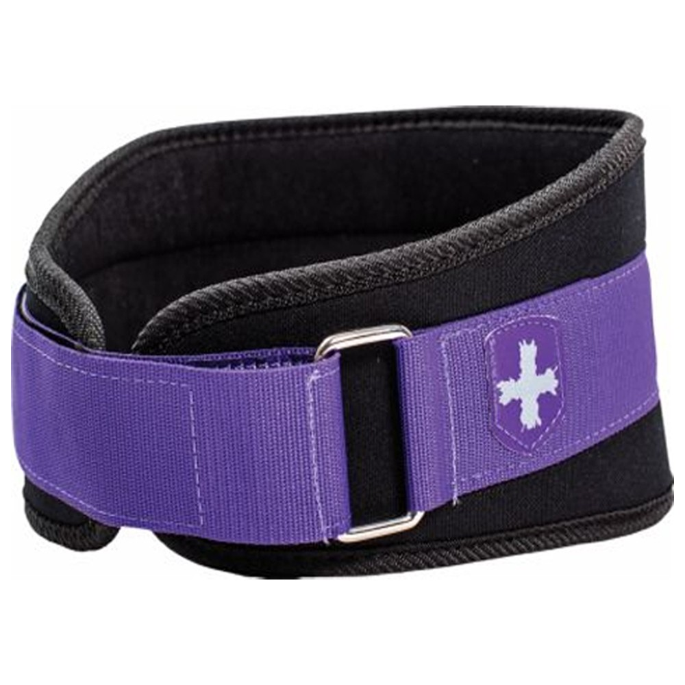 Harbinger Women's 5'' Foam Core Belt - Purple