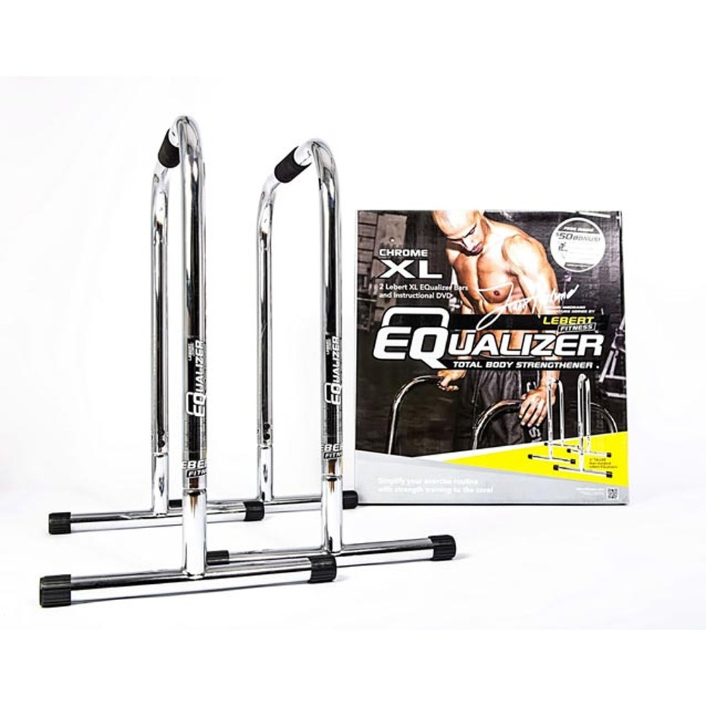 Lebert Fitness Frank Medrano Signature Series Chrome Equalizer XL