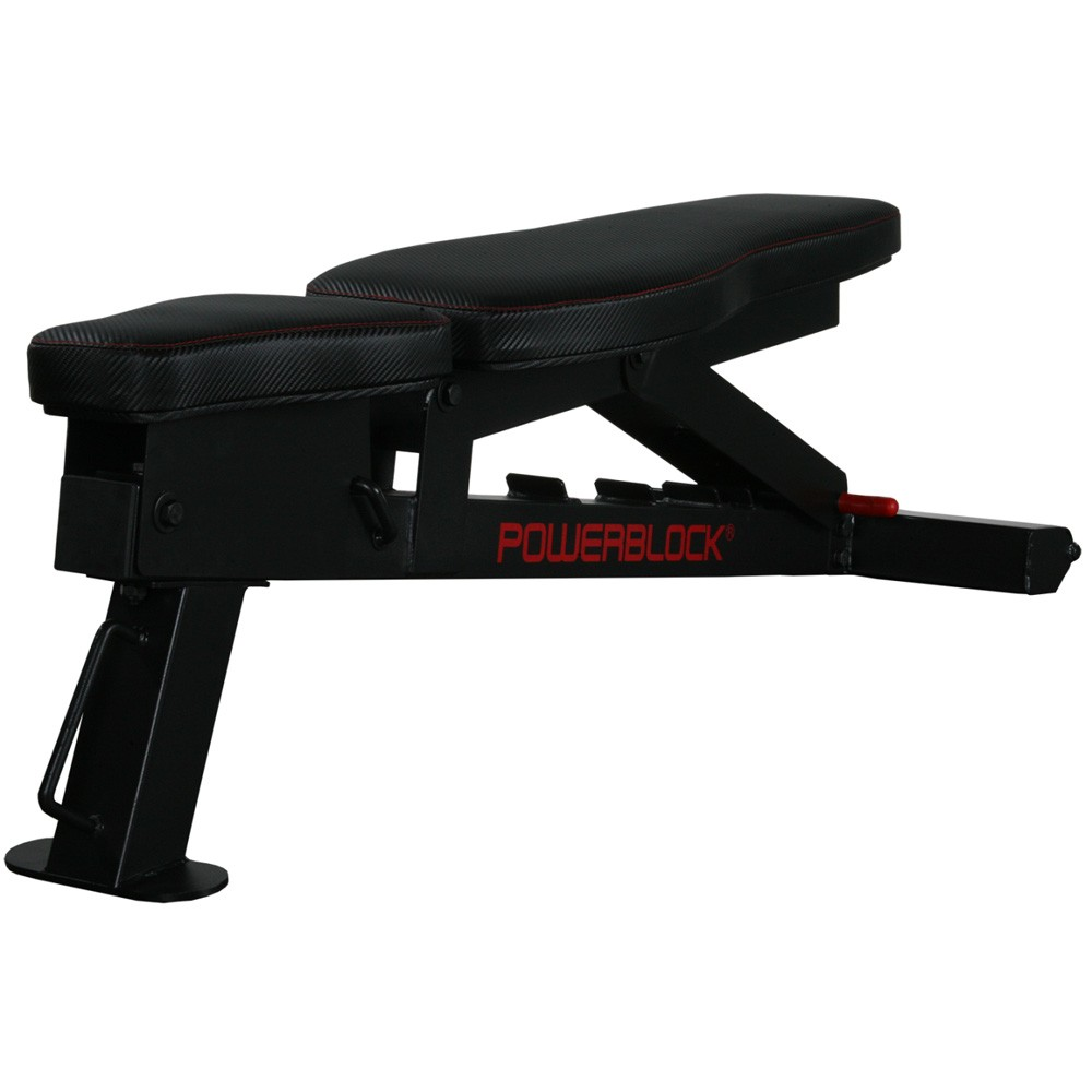 Powerblock Powerbench Adjustable Weight Bench With Wheels