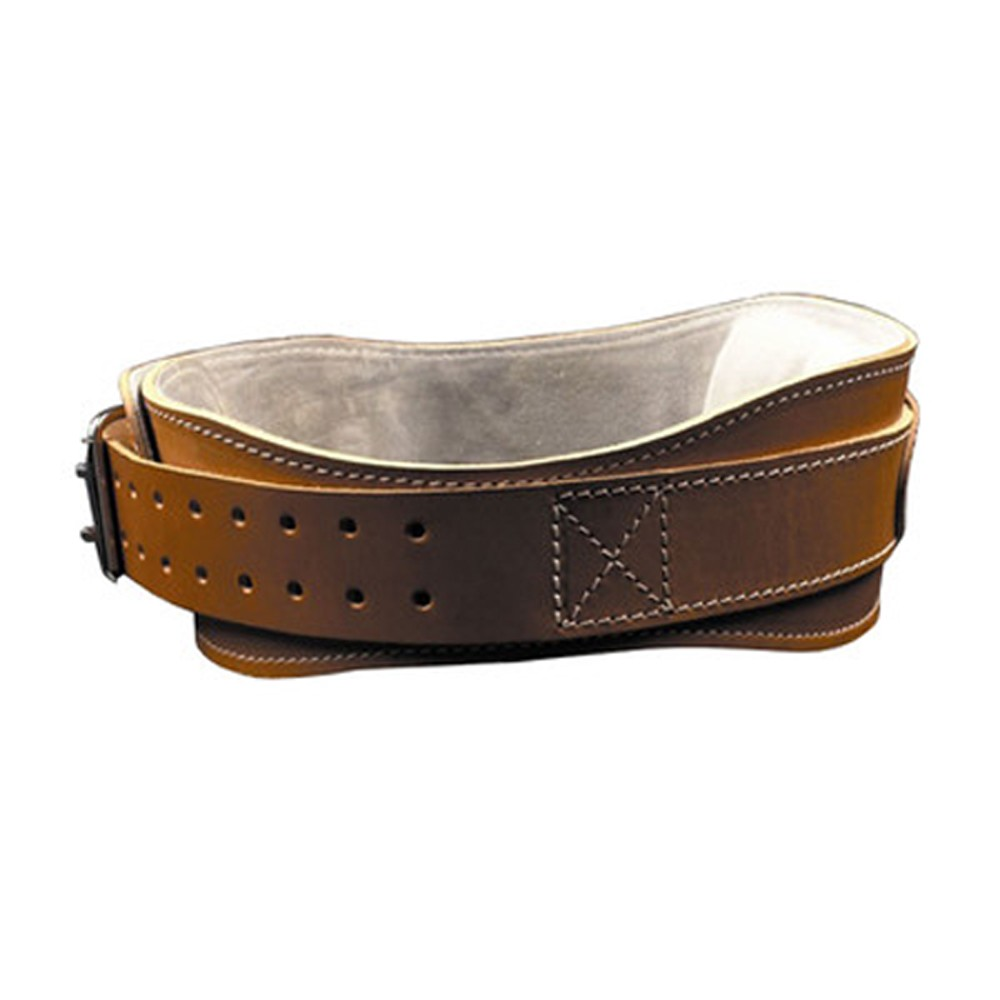 "Schiek L2004 4 3/4"" Leather Weightlifting Belt"