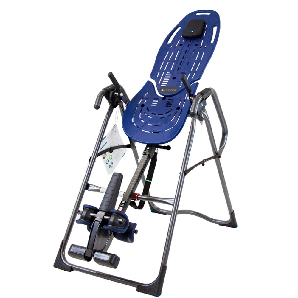Teeter EP 960 Inversion Table with Back Pain Relief DVD
