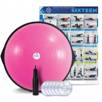BOSU Balance Trainer Home Version - Pink