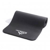 Black Mountain Products Ultra Thick Yoga and Exercise Mat - Black
