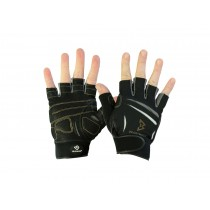 Bionic Mens Beast Mode Fitness Fingerless Gloves