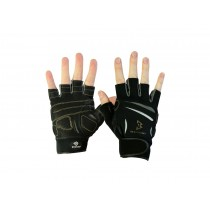 Bionic Womens Beast Mode Fitness Fingerless Gloves