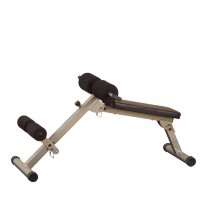 Best Fitness Ab Board Hyperextension - Total Core Trainer