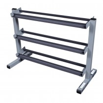 Body Solid 3-Tier Dumbbell Rack