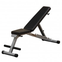 Body Solid PowerLine Flat Incline Decline Bench