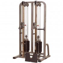 Body Solid Pro Club Line Dual Cable Column