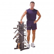 Body Solid Accessory Stand