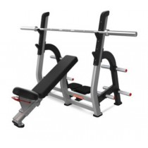 Star Trac Olympic Incline Bench Press