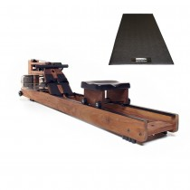 WaterRower Classic Bundled w/ WaterRower Mat
