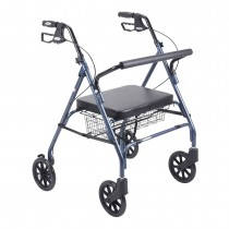 Drive Medical Heavy Duty Bariatric Walker Rollator
