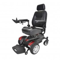 Drive Medical Titan Transportable Front Wheel Power Wheelchair
