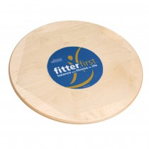 "Fitterfirst 20"" Tri-Level Pro Wobble Board"