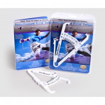 AccuFitness FitKid Body Fat Caliper for Children