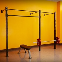 Steelflex APE RG1 Wall Mount Half Rack