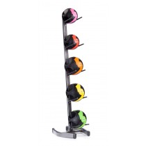 Hero Dual Handle Medicine Ball Club Pack with Rack