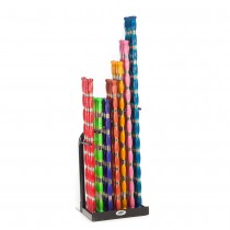 Hampton Aerobic Gel-Bar Club Pack with Rack