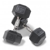 Hampton Urethane Hexagon Dumbbells