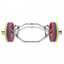Hampton Fitness Multi-Hex International Dead Lift Bar