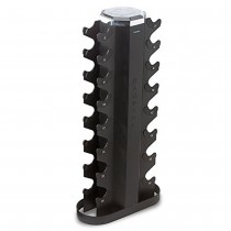 Hampton 2-Sided 8 Pair Dumbbell Vertical Rack