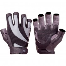 Harbinger 1345 Bioflex Gloves - Gray