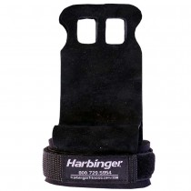 Harbinger Palm Grips - Black