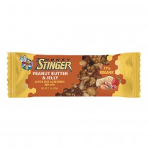 Honey Stinger 1.4oz Snack Bar - Peanut Butter & Jelly (Pack of 15)