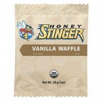 Honey Stinger 1 oz Organic Vanilla Waffle (Pack of 16)