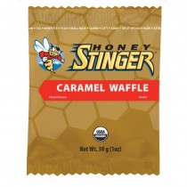 Honey Stinger 1 oz Organic Caramel Waffle (Pack of 16)