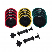 Hyperwear Softbell Dumbbell - Light Set