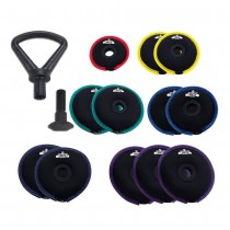 Hyperwear Softbell Kettlebell - Full Set