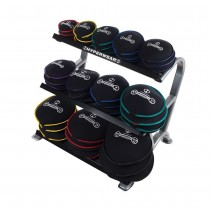 Hyperwear Storage Rack - 3 Shelf Rack