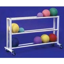 Stroops Medicine Ball Rack with Wheels