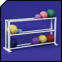 Stroops Medicine Ball Rack