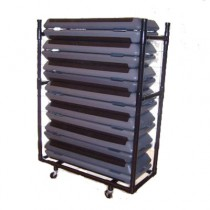 Step Platform Rack - Holds 15 Original Step Platforms
