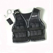 Valeo 20 lb Adjustable Weighted Vest