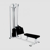York Barbell ST Low Row Machine