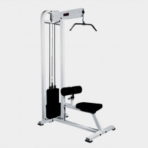 York Barbell ST Lat Pulldown Machine