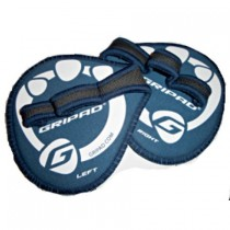 Gripad Workout Grips - Blue